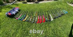 24 Field Hockey Sticks (plus bag), New and Used, Out- and Indoor, Outfit a Team