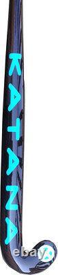 36.5 Ultra Light Weight Low Bow Katana Daimyo Field Hockey Stick