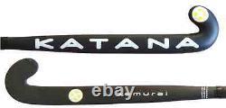 37.5 Medium Weight Low Bow Katana Samurai Field Hockey Stick