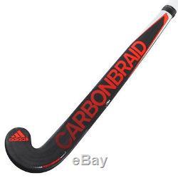 Adidas Carbon braid Composite Outdoor Field Hockey Stick. Size 36.5 37.5