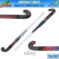 Adidas DF24 Carbon Composite Outdoor Field Hockey stick Size 37.5 BRAND NEW