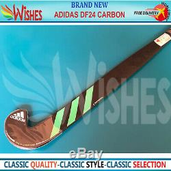 Adidas DF24 Carbon plate Composite Outdoor Field Hockey Stick Size 36.5 & 37.5