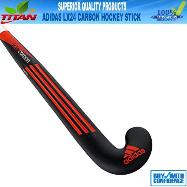 Adidas Lx24 Carbon Composite Field Hockey Stick Size 36.5 Free Grip/carry Bag