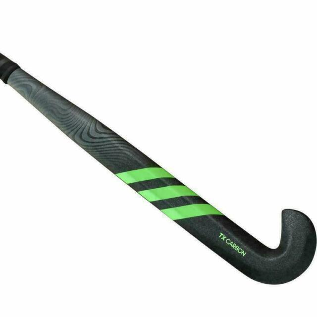 Adidas Tx Carbon 2020 2021 Model Field Hockey Stick With Free Bag Grip 36.5 37.5