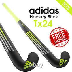 Adidas TX24 Carbon Composite Hockey Field Stick Size 37.5 Free Shipping