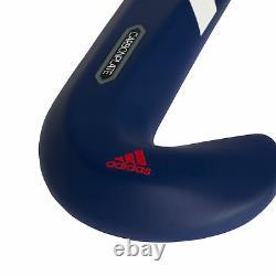 Adidas V24 Carbon Field Hockey Stick Blue/Black/White- 36.5 SL