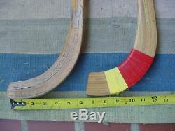 CADERA CAMADS & A. C. SHEEDEN JOINERS & GLAZIER Hockey Sticks Wall Art DECOR