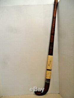 Cranberry and Co. Vintage Field Hockey Stick Adroit Indian Hazells England