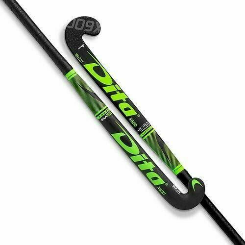 Dita Exa X600 Nrt Field Hockey Stick Size 36.5 & 37.5 + Free Grip & Bag