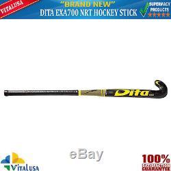 Dita Exa 700 NRT Power Index 11.20 Composite Field Hockey Stick 37.5 & 36.5