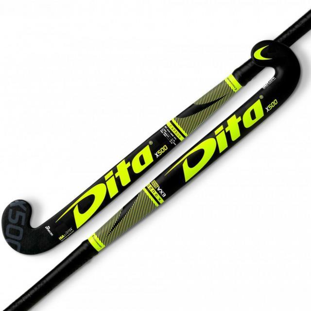 Dita Exa X500 Nrt Composite Field Hockey Stick With Free Bag And Grip