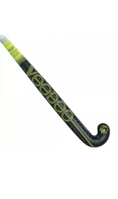 Exclusive Voodoo Hockey Stick-voodoo Paradox Unlimited Black V3 Size 36.537.5