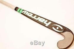 Field Hockey Stick Harrow TEMBO NEW 36.5 Gray / Green