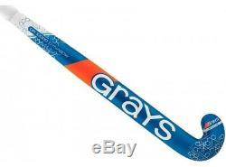 Grays Gr 10000 Dynabow Composite Hokey Stick(2018-2019)size 38+grip & Bag