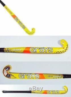 Grays Gr 11000 Pro Jumbo Composite Hockey Stick + Free Bag & Grip 36.5
