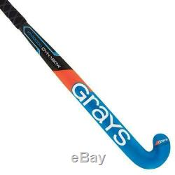 Grays Kn 10000 Dynabow 2019 Model Field Hockey Stick Size 36.5 & 37.5