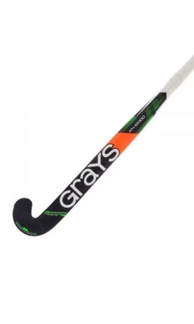 Grays Kn 12000 Probo Field Hockey Stick Size 36.5 37.5 Free Grip & Cover