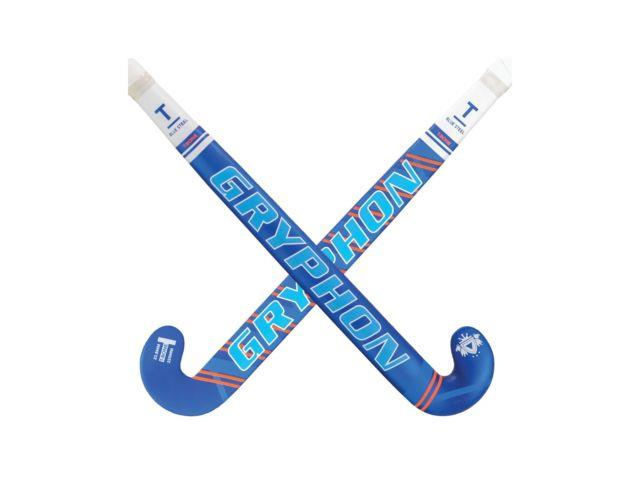 Gryphon Taboo Blue Steel T-bone Hockey Stick (2018/19), Free, Fast Shipping