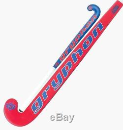 Gryphon Taboo BlueSteel Pro Composite Field Hockey Stick 2015 Size 37.5