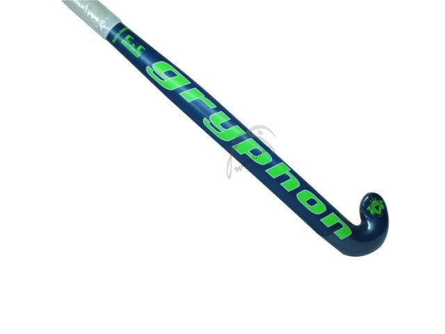 Gryphon Taboo Bluesteel Classic Curve Field Hockey Stick