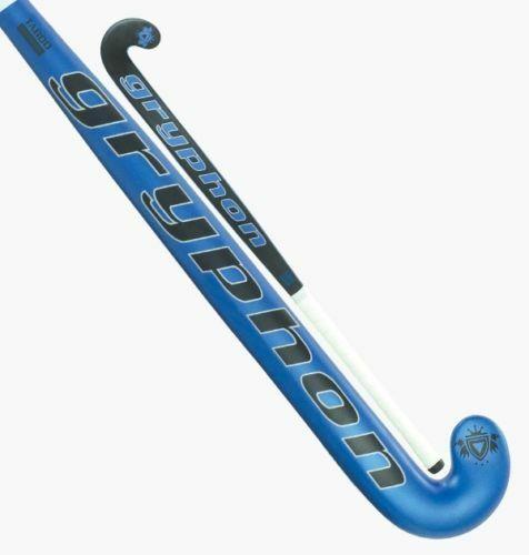 Gryphon Taboo Bluesteel Deuce 2 Composite Outdoor Field Hockey Stick