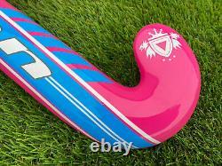 Gryphon Tour DII Hockey Stick 37.5 Pink 550g