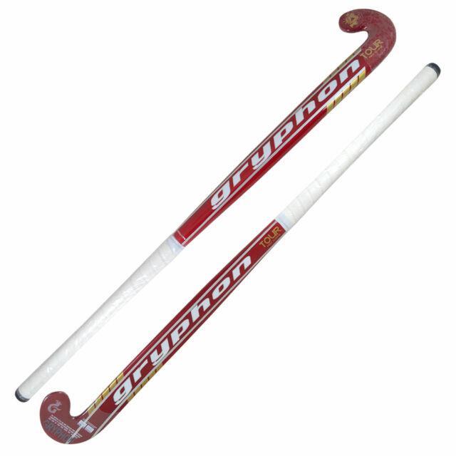 Gryphon Tour Pro Curve Composite Outdoor Field Hockey Stick 37.536.5