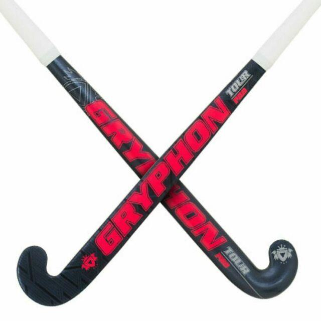 Gryphon Tour Pro Field Hockey Stick Model 2017/18 + Free Grip And Bag