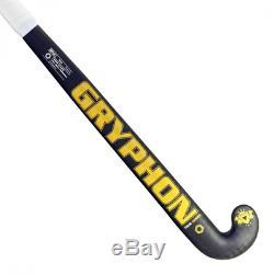 Gryphon Tour Samurai Gxx 2020 Field Hockey Stick + Free Grip & Bag 38 / 39