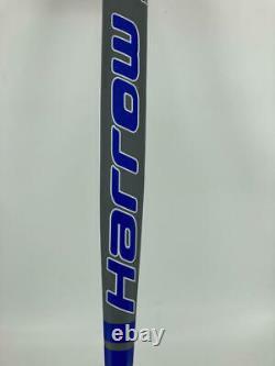 Harrow 2362365 Eagle Eye Field Hockey Stick, 36.5, Grey/Blue