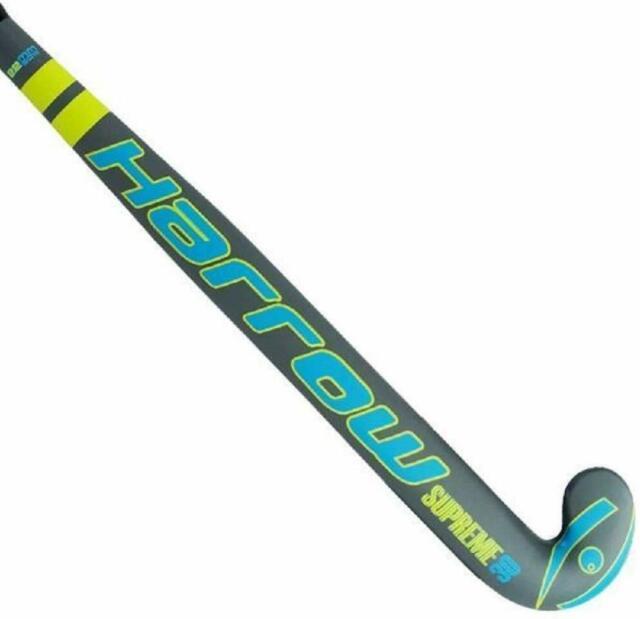 Harrow 29530336 Supreme 30 Field Hockey Stick, 36 Grey/blue