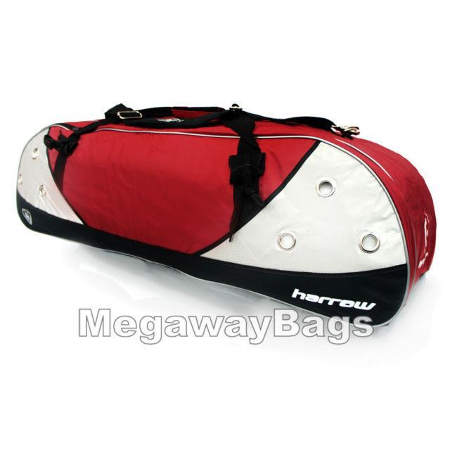 Harrow Sport Elite Duffel Lacrosse Sticks Gear Field Hockey Floorball Megawaybag