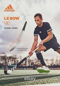 Hockey Stick Adidas LX Compo 4 Carbon Composite Mid Bow