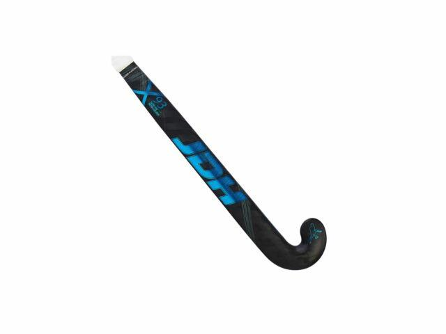 Jdh X93tt Extra Low Bow Hockey Stick Blue (2019/20) Free & Fast Delivery