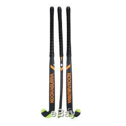 Kookaburra 2019 Team Conflict M-Bow 2.0 Field Hockey Stick Black/Orange