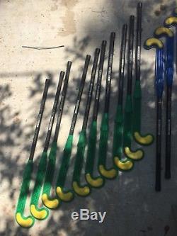 Lot of 18 STX field hockey intro stick TEAM