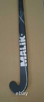 Malik Carbon Tech Platinum Composite Field Hockey Stick Size 36.5 And 37.5