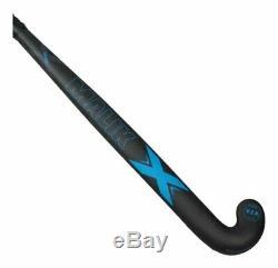 Malik Field Hockey Stick VIP X-Treme Design Carbon Aramid Glass Fiber Size36.5