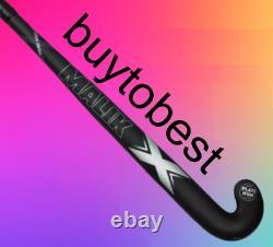Malik Platinum Carbon Tech Composite Hockey Stick Latest (2020) bag & grip free