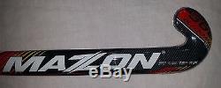 Mazon Black Magic 360 3 Sixty Composite Hockey Stick Free Grip+bag