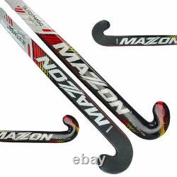 Mazon blackmagic 360 field hockey stick with free bag and grip christmas sale