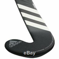 New Adidas LX24 Compo 1 Composite Hockey Stick Grey/White