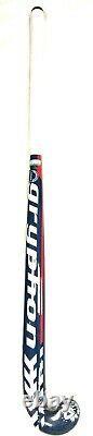 New Gryphon Taboo Blues Steel Pro Field Hockey Stick 37.5 400mm Balance