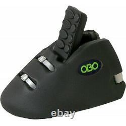 OBO Robo Hi-Control Kickers Black Free & Fast Delivery