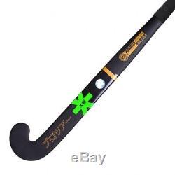 Osaka 2017 Pro Tour Gold Pro Bow Composite Hockey Stick