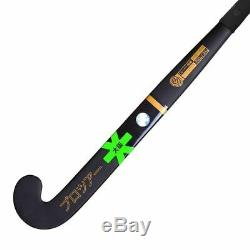 Osaka Pro Tour Gold Pro Bow Composite 2017 Hockey Stick with free bag & grip