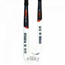 Osaka Pro Tour Limited Hockey Stick model 2020 Red Size 37.5 free bag & grip