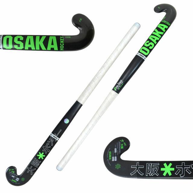 Osaka Pro Tour Low Bow 2015 Model Hockey Stick + Free Bag & Grip 36.5
