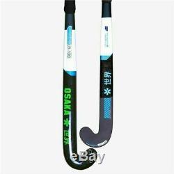 Osaka Pro Tour Low Bow 2020 field hockey stick 36.5 free grip & bag