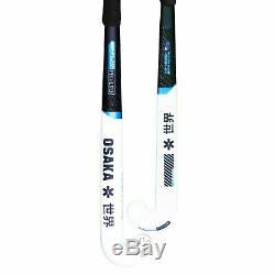 Osaka Pro Tour Ltd Proto Bow Field Hockey Stick 2019/20 + Free Grip & Bag